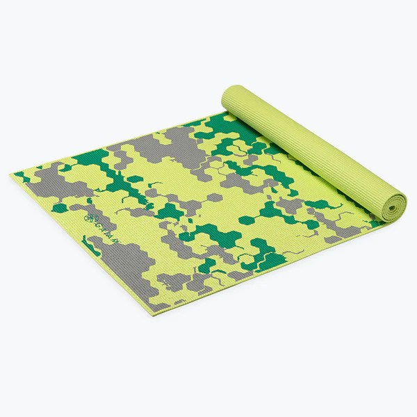 Kids Camo Yoga Mat 3mm  Gaiam