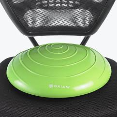 Yoga Ball Chair Exercises Blu Dot Balance Disc - Gaiam