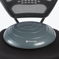 Balance Posture Chair Camp Fire Chairs Disc - Gaiam