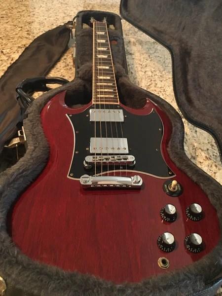 2005 gibson sg standard