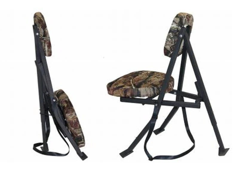 portable hunting chair girl desk the redneck blinds view of blind s