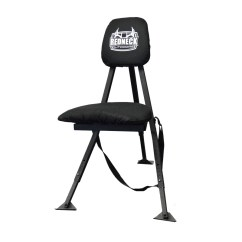 Swivel Hunting Chair Reviews Office Eames Portable Redneck Blinds
