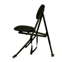 Swivel Hunting Chair Reviews Resin Wicker Patio Table And Chairs Portable Redneck Blinds
