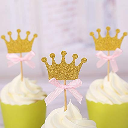 Topper Cup Cake Lamay