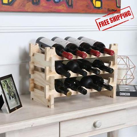 wooden wine racks online in australia