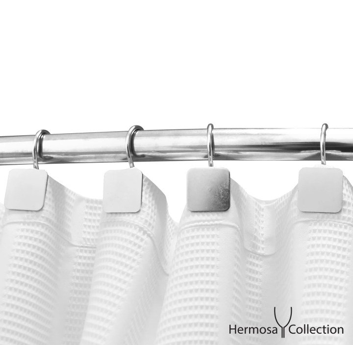 How To Fix Shower Curtain Hooks | Gopelling.net