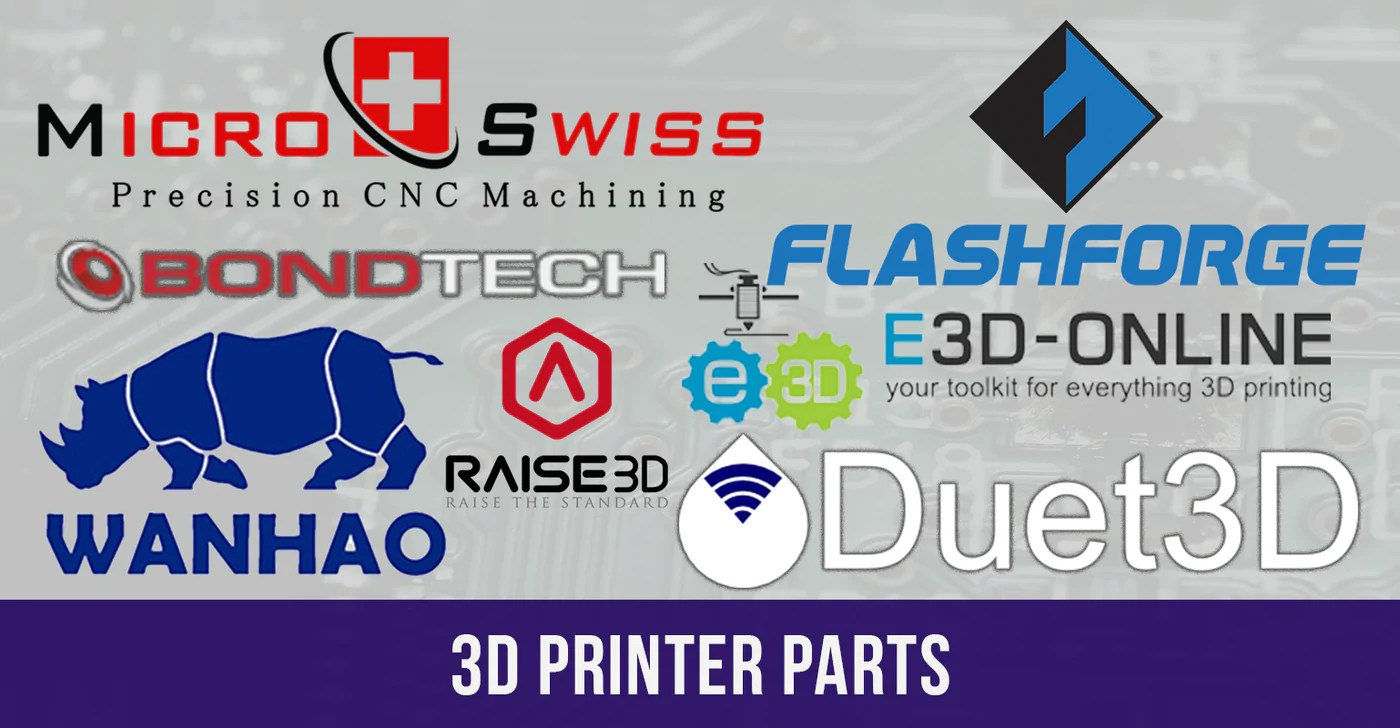 small resolution of 3d printer parts