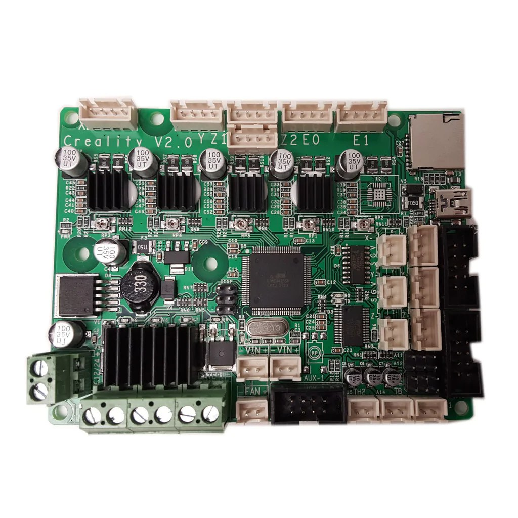 hight resolution of creality cr 10s control board v2 0