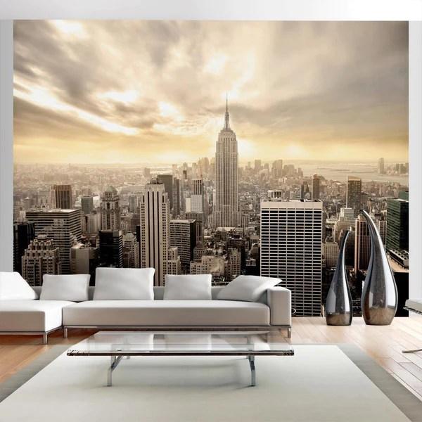 Visualizza altre idee su carte da parati, carta da parati, parete. Carta Da Parati New York Manhattan All Alba Ilydecor