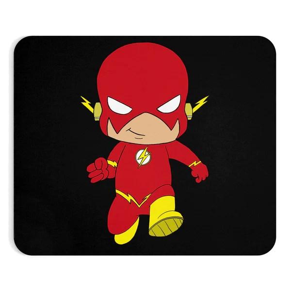 chibi flash mousepad