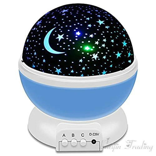 Constellation Night Sky Projector Lamp  ClevHouse
