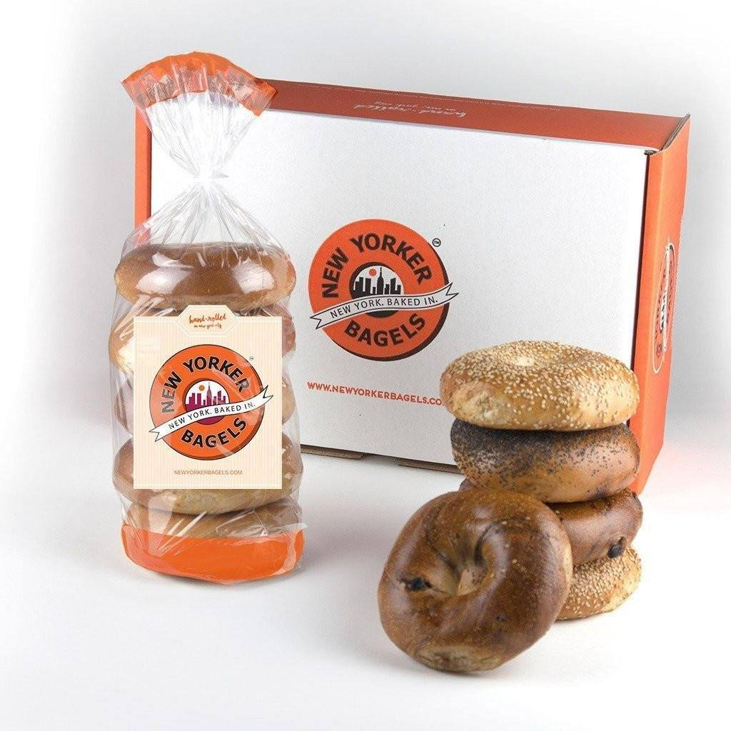 Fresh New York Bagels