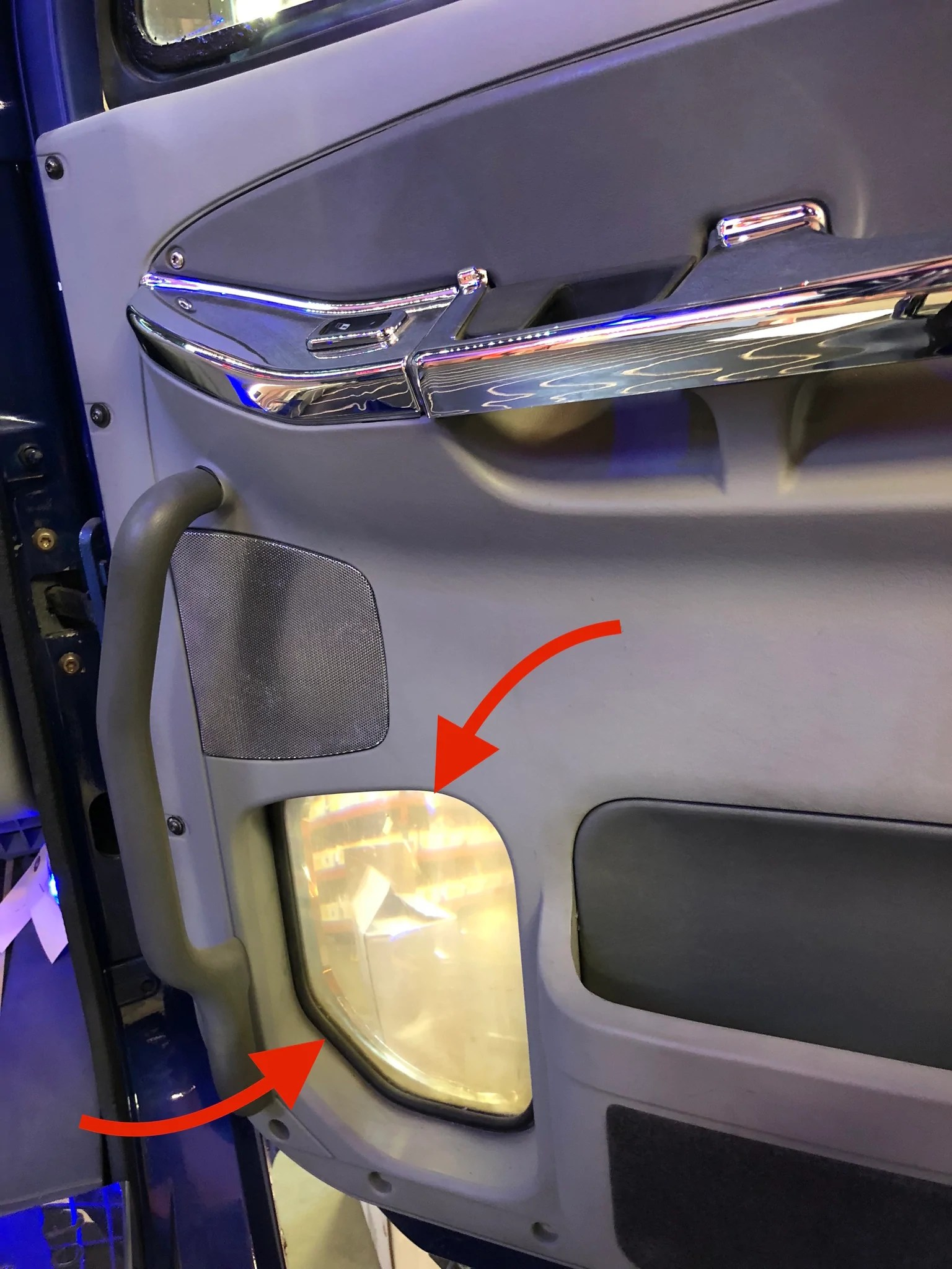 hight resolution of lower view window kit passenger side century columbia a18 48623 000 a18 48623 001