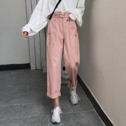 aesthetic pants pastel pockets