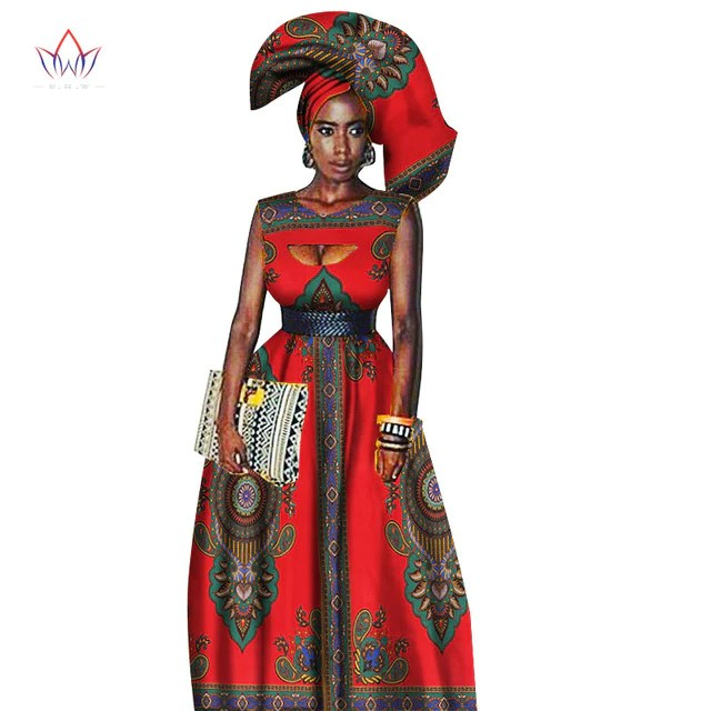 traditional african women clothing
