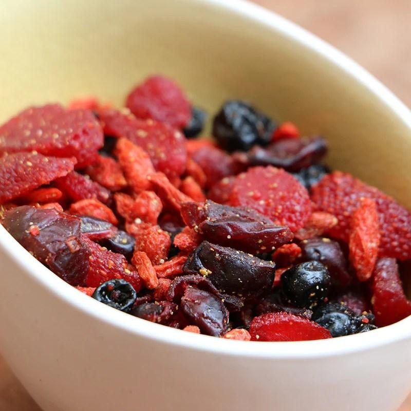 very berry antioxidant trail