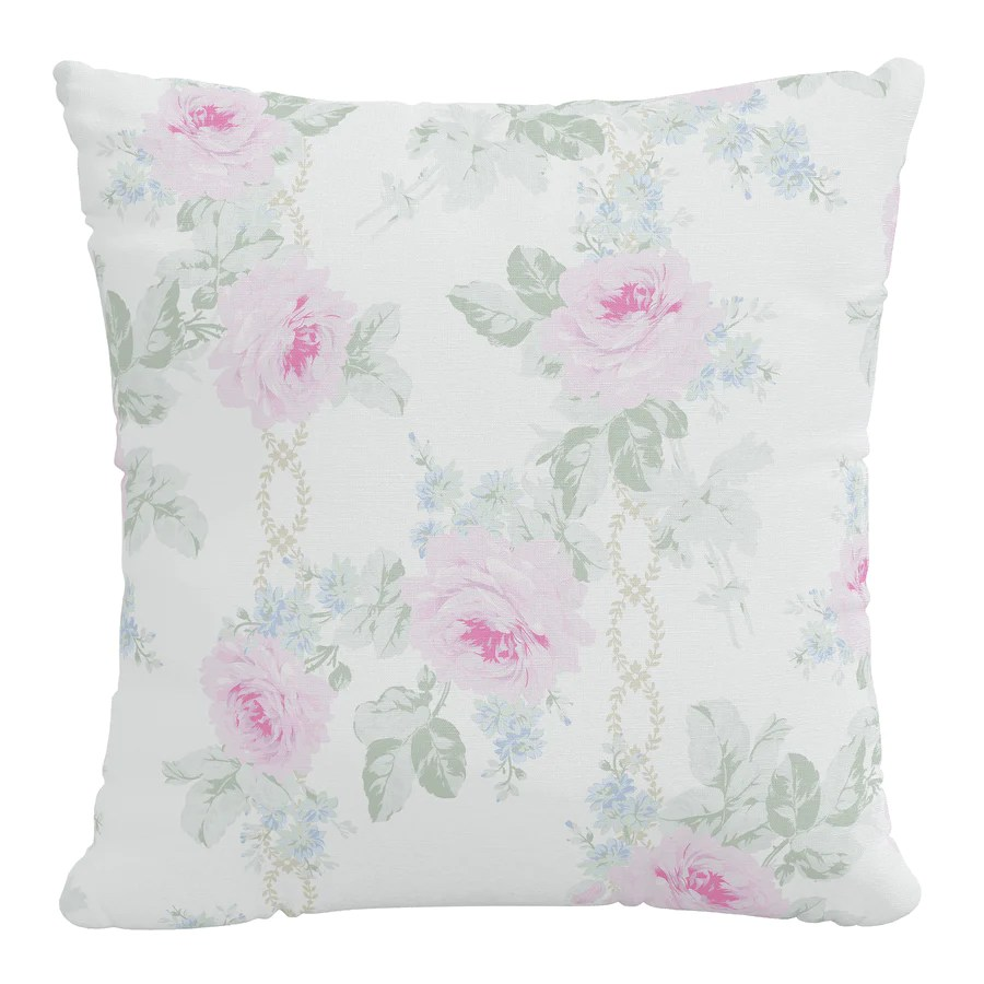 shabby chic pillows vintage inspired