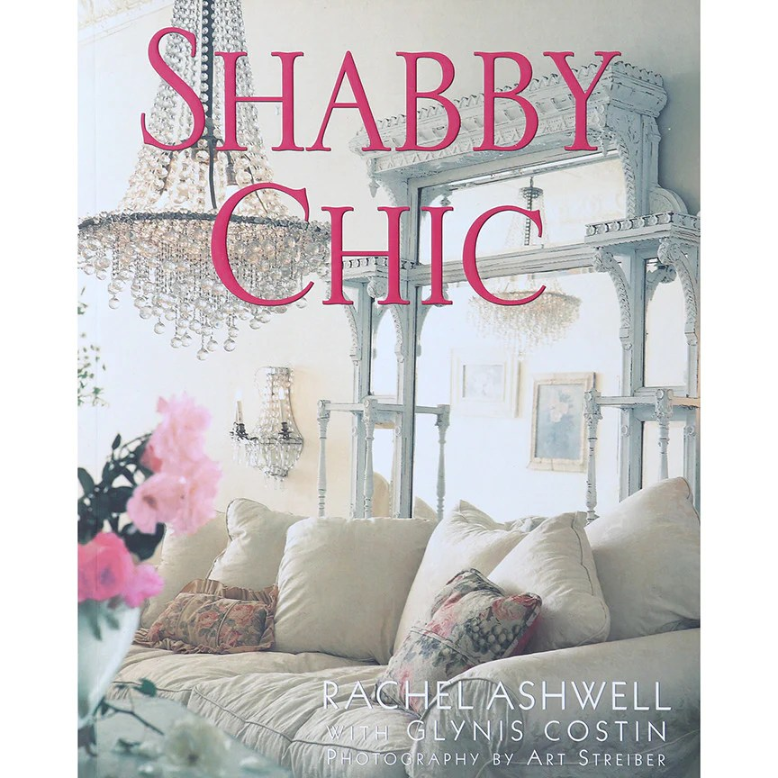 autographed the shabby chic