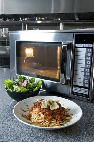 sharp r 22at commercial microwave oven 1500w
