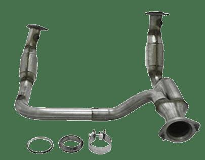 99 05 chevrolet silverado 1500 v6 4 3l direct fit catalytic converter