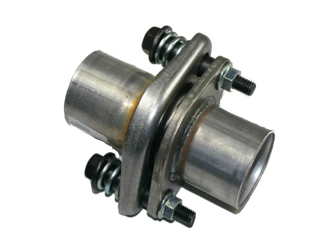 flex joint coupler exhaust pipe repair