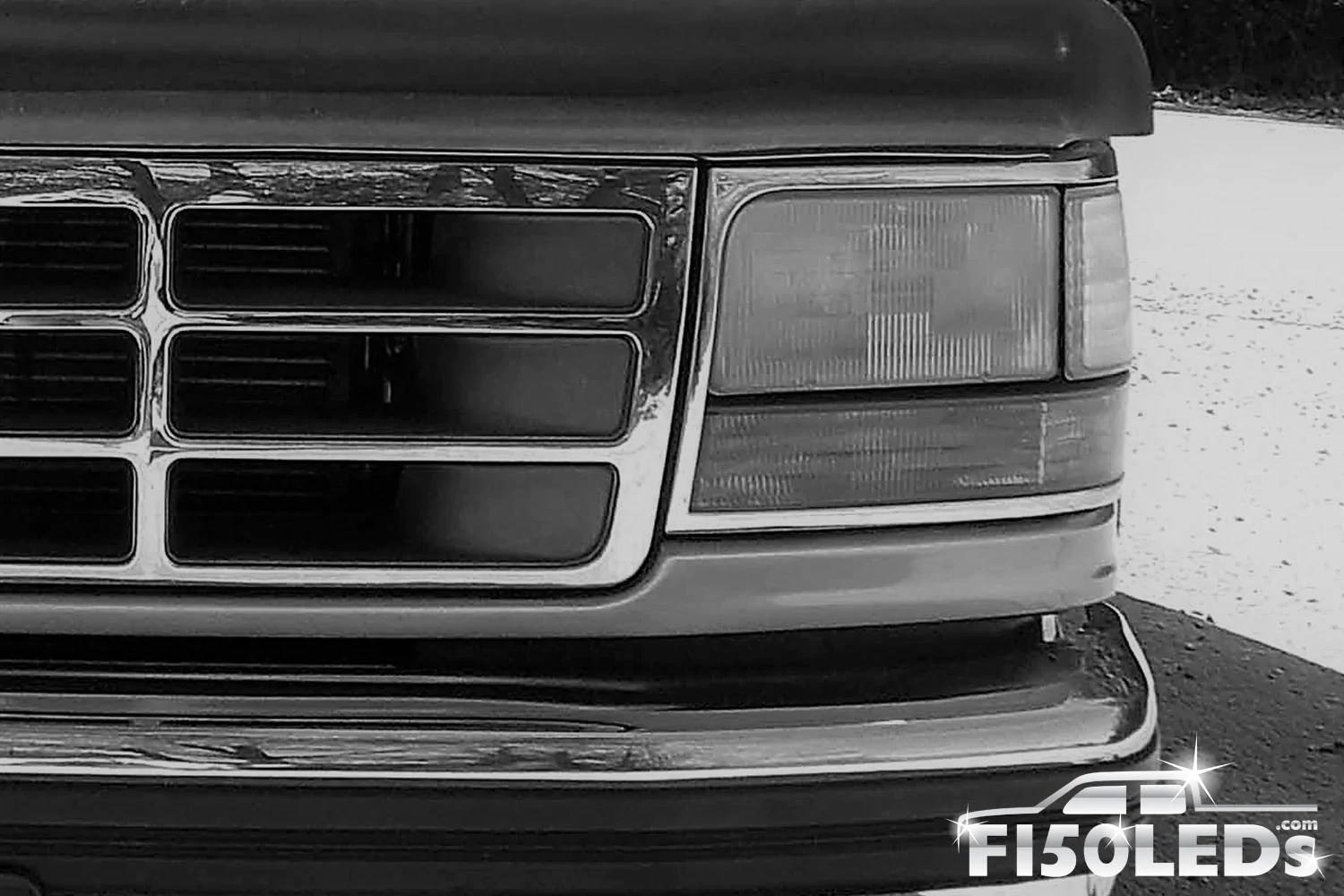 medium resolution of 1992 96 ford f150 leds