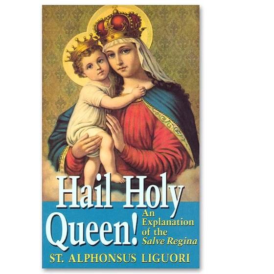 hail holy queen an