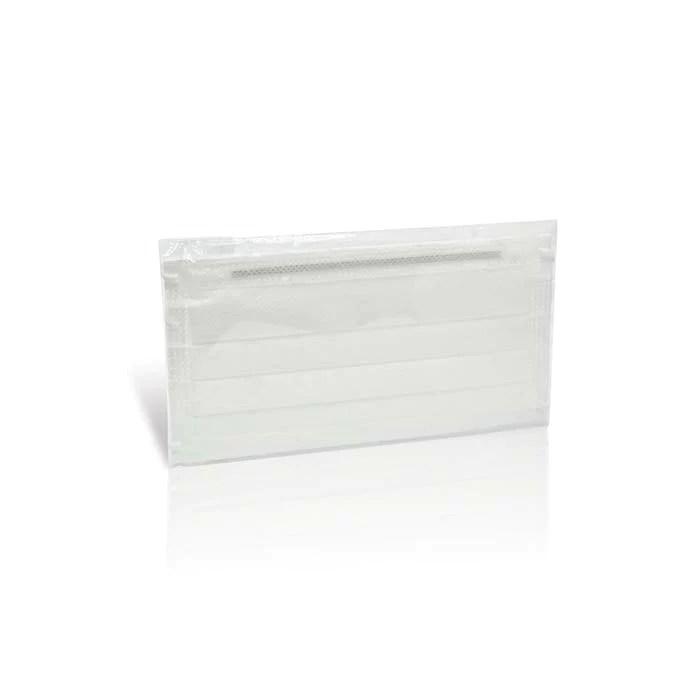 Medicom Safe+Mask SofSkin 低致敏醫用(非獨立包裝)耳掛口罩 (白色 50包/盒)   mamaishop