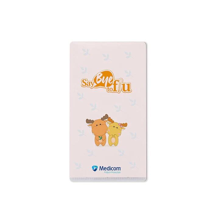 Medicom Safe+Mask小童(非獨立包裝) 口罩(50包/盒)   mamaishop