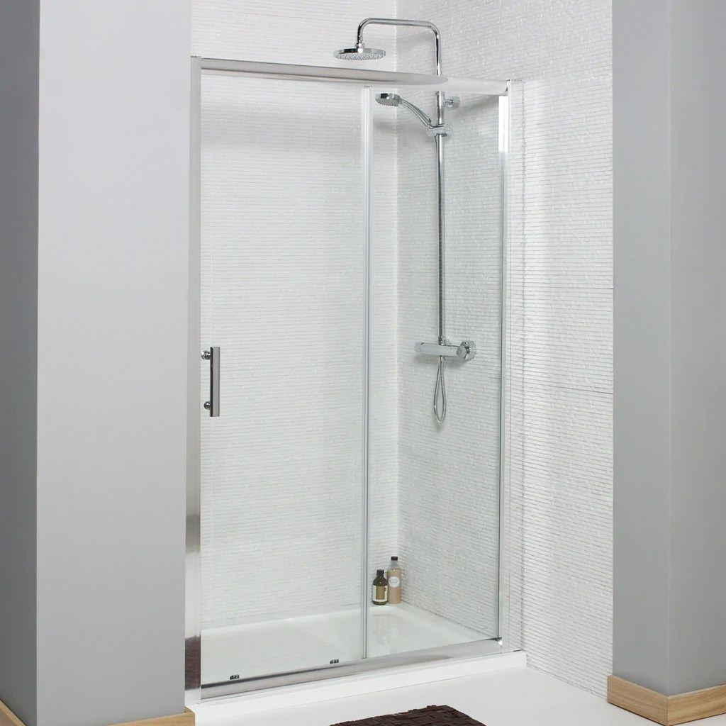 Lucca Sliding Door Shower Enclosure