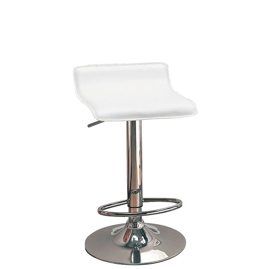 Impressions Vanity Co  Minimal Vanity Stool Adjustable