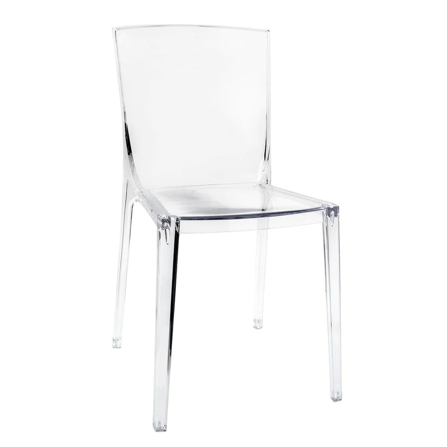 Clear Vanity Chair Cristal Piazza Vanity Ghost Style Clear Vanity Chair
