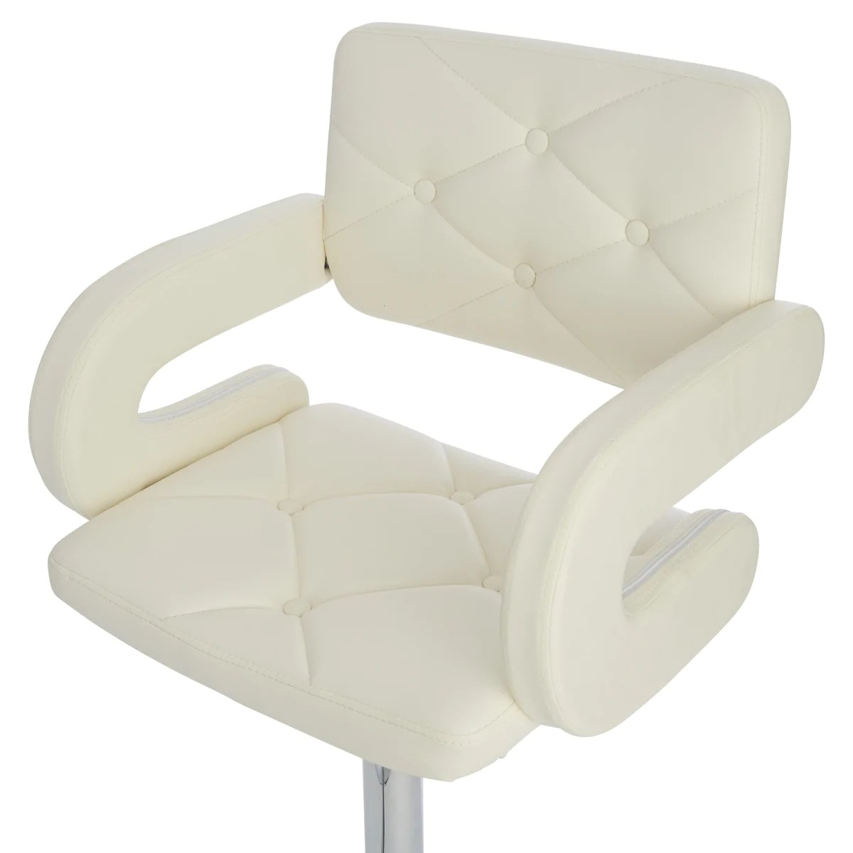 Tufted Vanity Chair Vera Diamond Tufted Vanity Stool