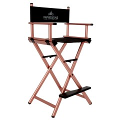 Makeup Chairs For Professional Artists Wheelchair Zumba Dvd Foldable Artist S Chair Impressions Vanity Co
