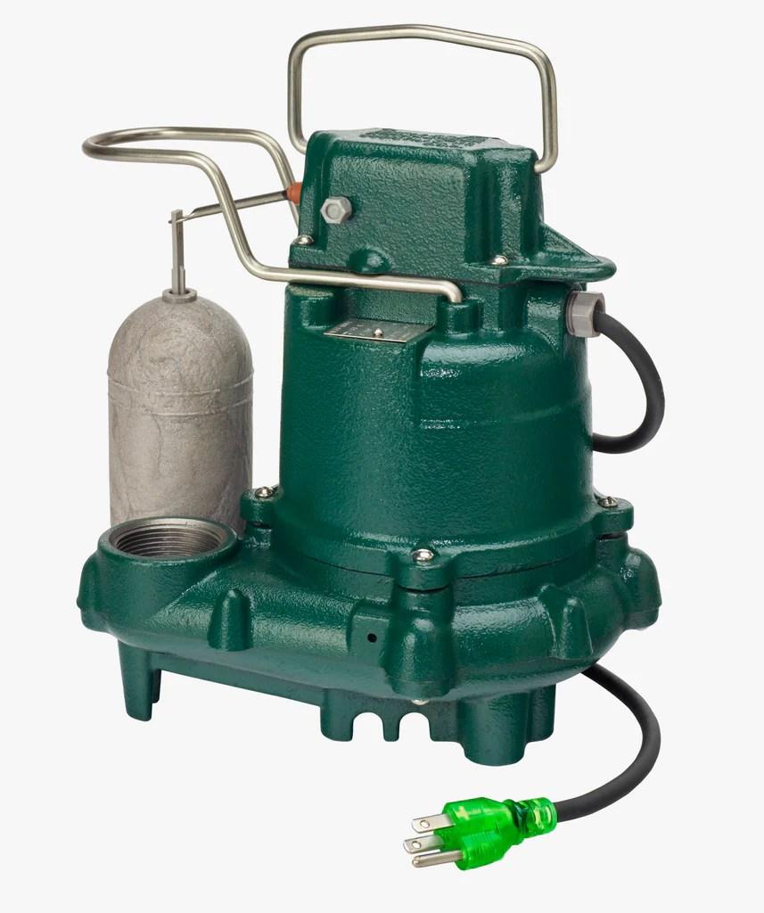 zoeller m63 0001 premium cast iron sump pump [ 857 x 1023 Pixel ]
