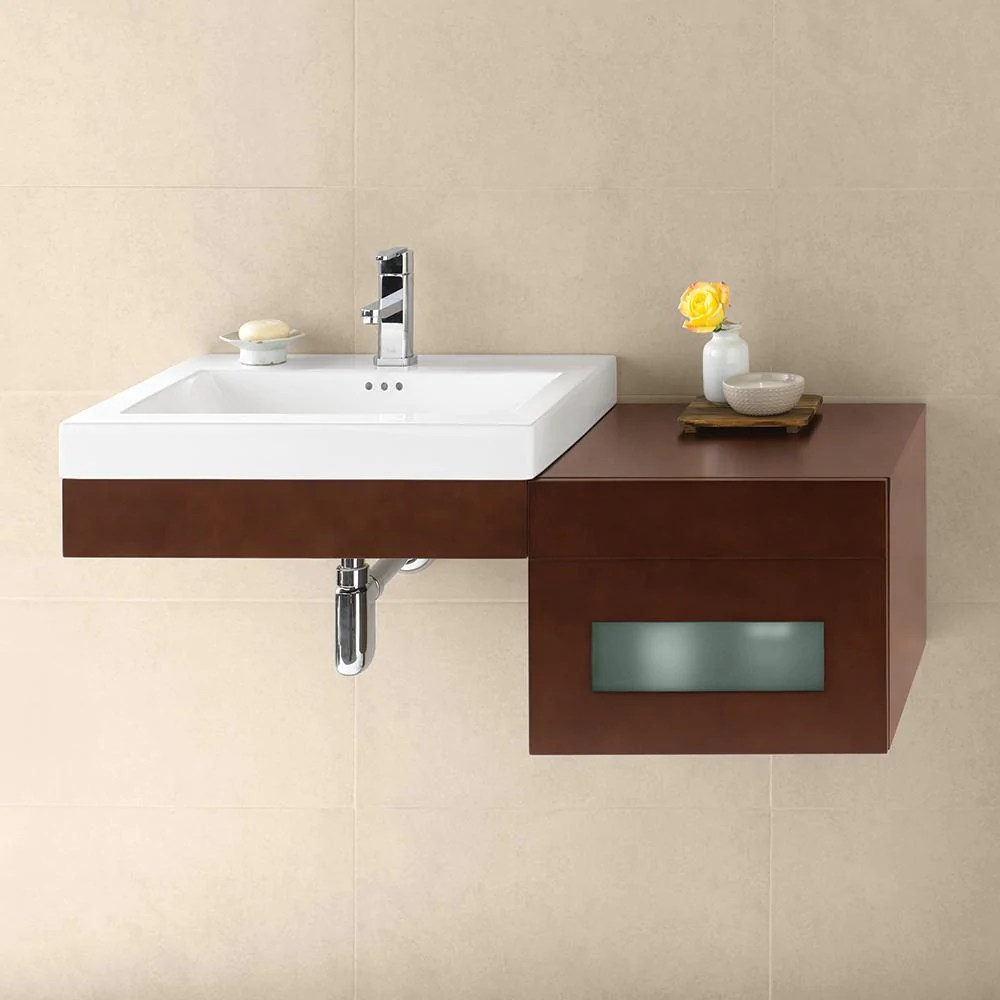 23 Adina WallMounted Bathroom Vanity Base Cabinet