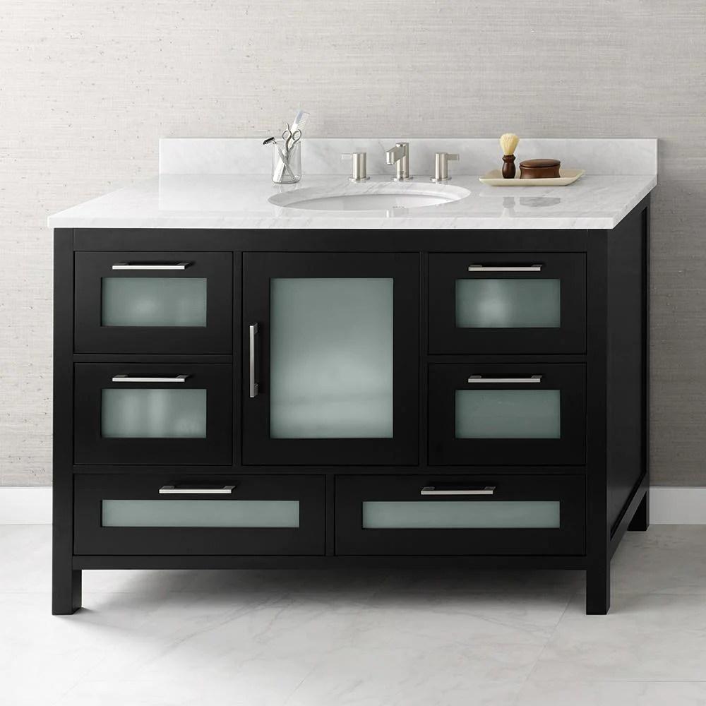 48 Athena Bathroom Vanity Cabinet Base
