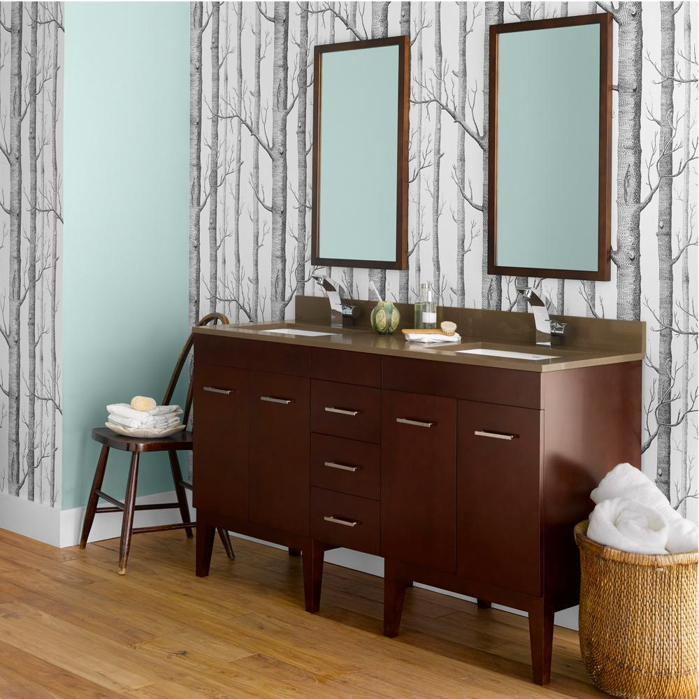 23 Bella WallMounted Bathroom Vanity Base Cabinet