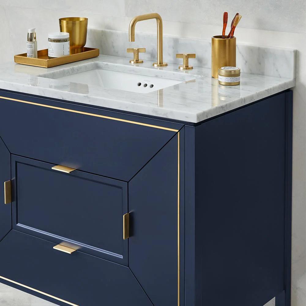 36 Amora Bathroom Vanity Cabinet Base