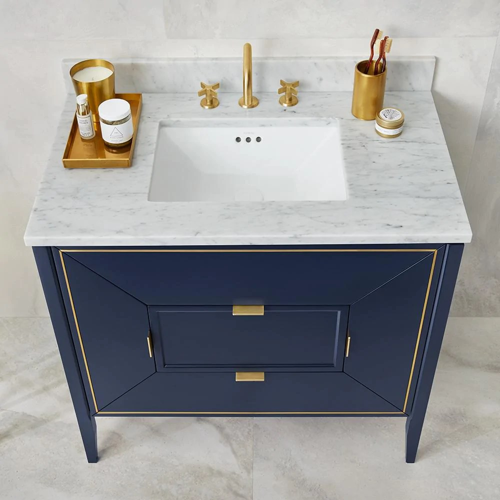 36 Amora Bathroom Vanity Cabinet Base