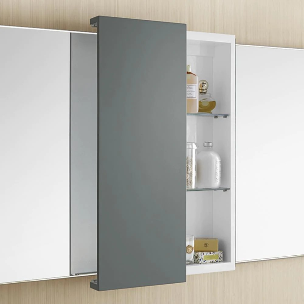 12 x 32 Dakota Sliding Door Bathroom Wall Cabinet
