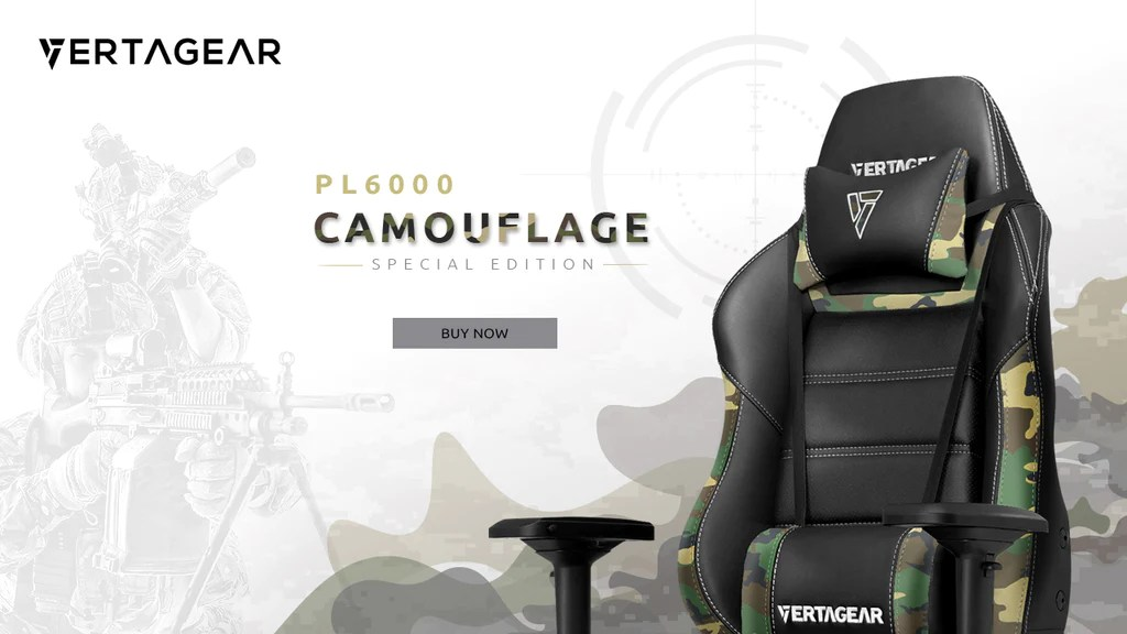 chair design program spa pedicure for sale vertagear pl6000 camouflage special edition gaming