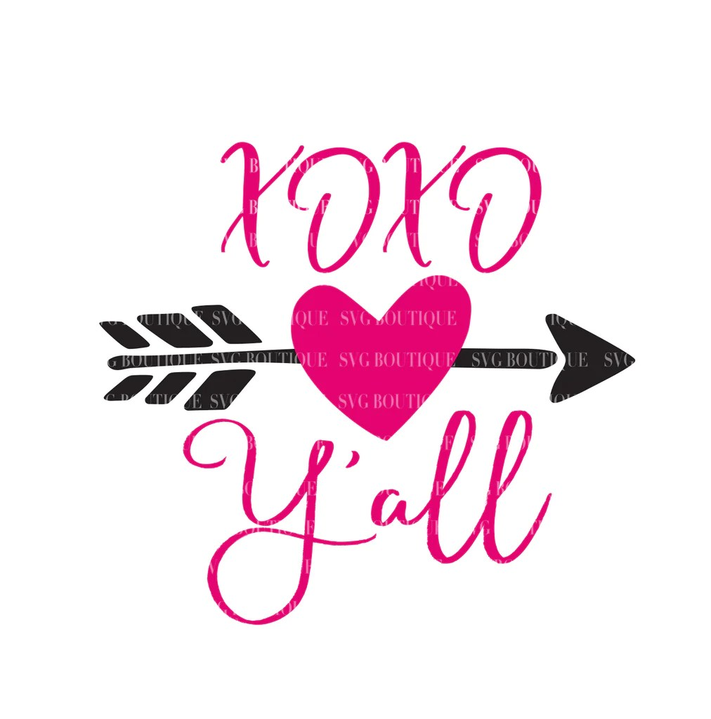 Download XOXO Free - SVG BOUTIQUE