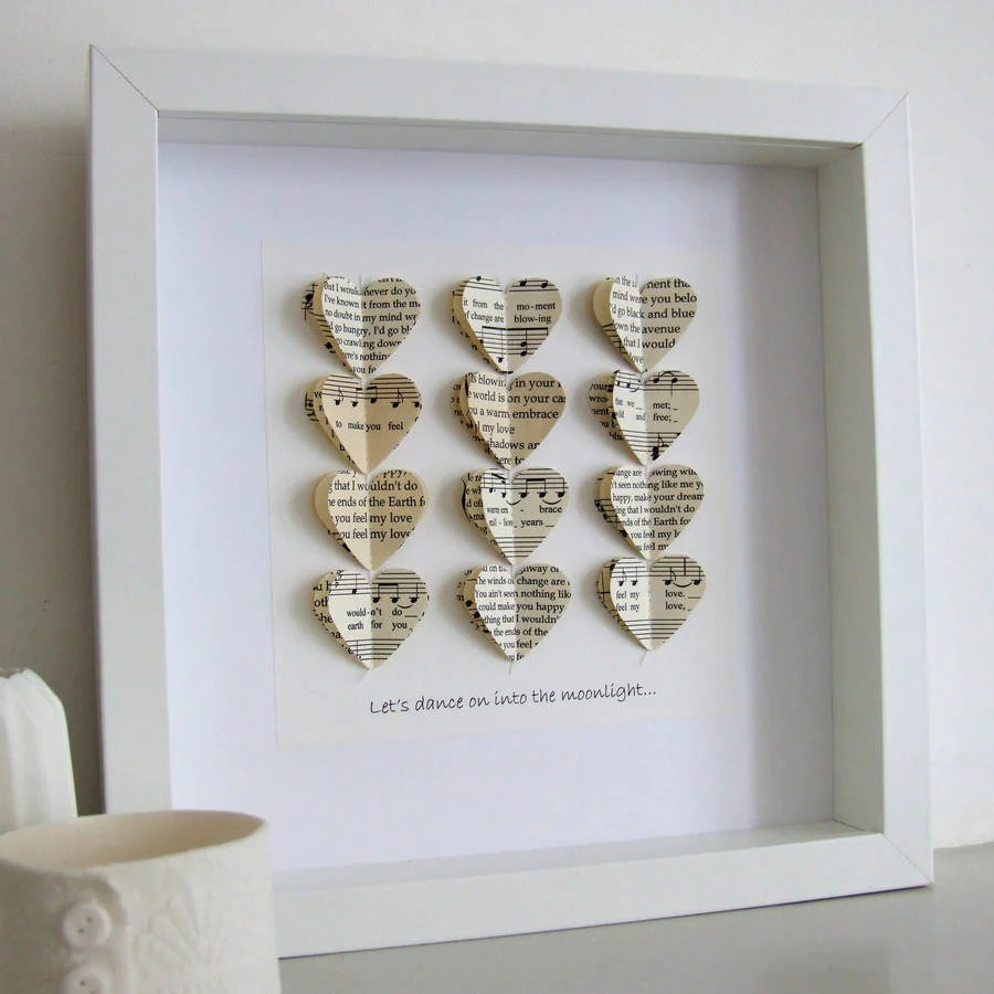 special song personalised artwork