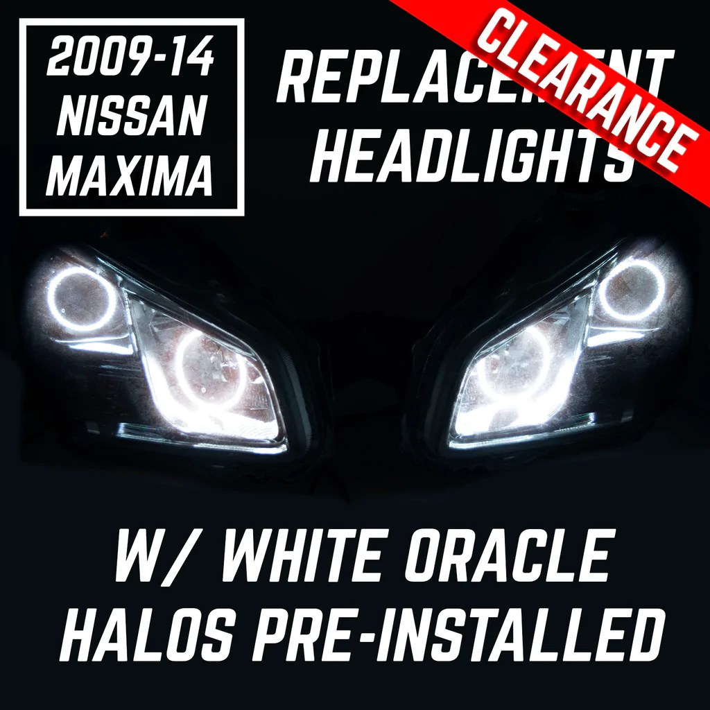 small resolution of  nissan maxima headlight wiring harness on ford edge wiring harness audi a4 wiring harness