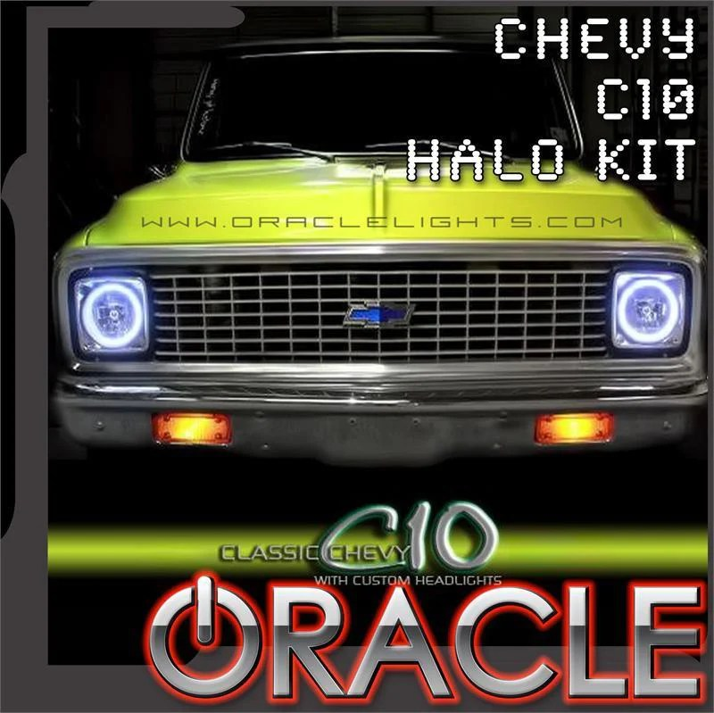 Chevrolet C10 Truck ORACLE Halo Kit  ORACLE Lighting