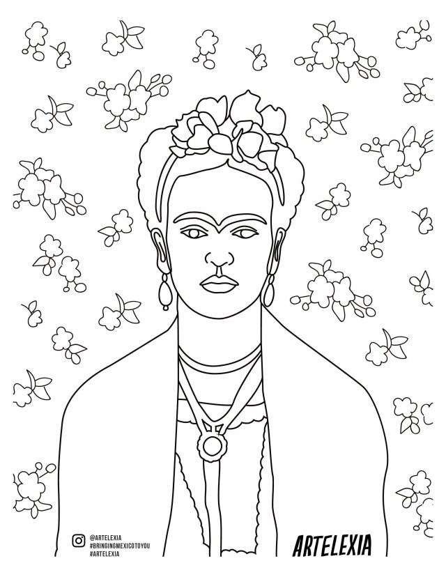 Frida Kahlo Birthday Celebrations – Artelexia