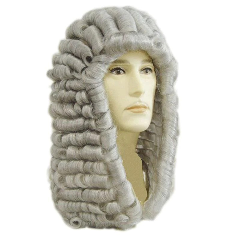 male lawyer judge historical