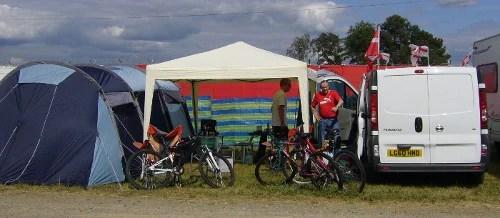 camping at le mans petrolhead paradise simply hike uk