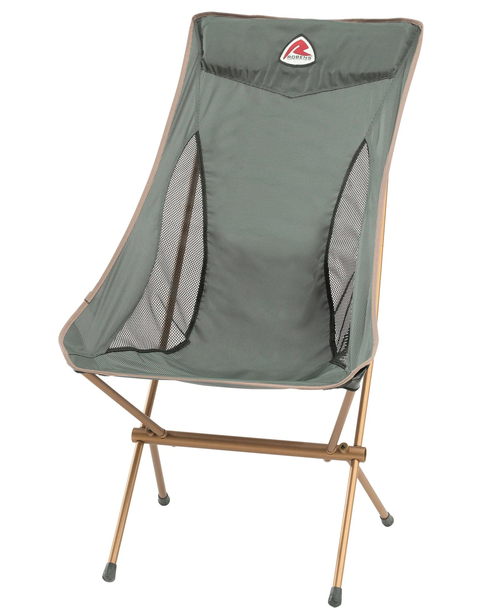 Small Camping Chair Observer Camping Chair Granite Grey